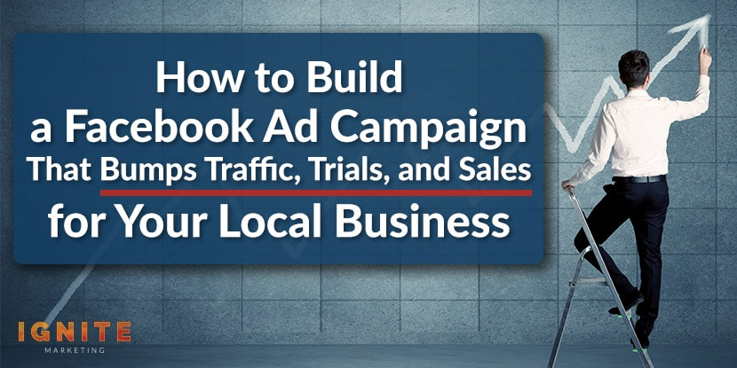 how to build a facebook ad campaign that bumps