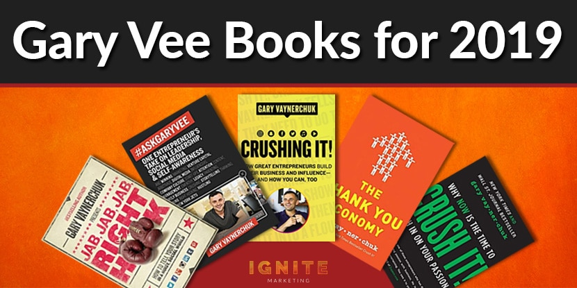 gary vee books for 2019new