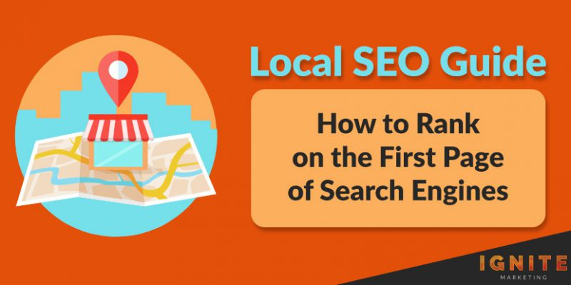 Local SEO Guide: How to Rank on the First Page of Search Engines