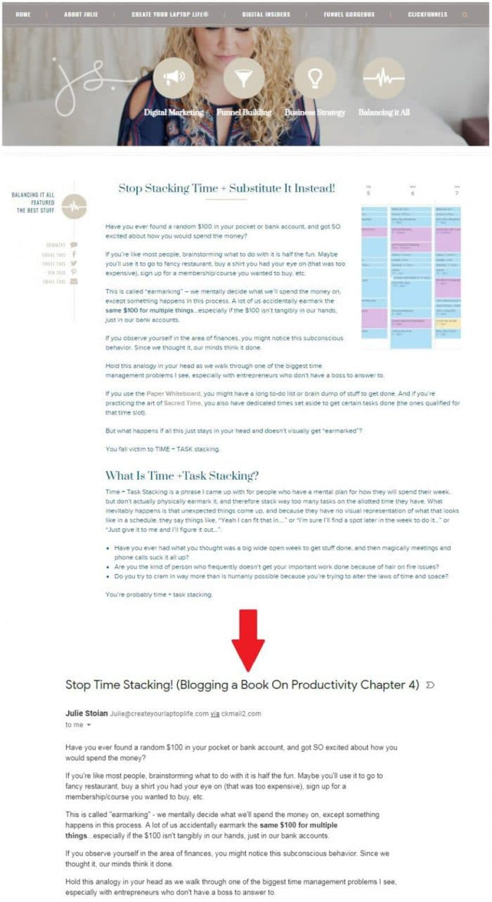 Craft a Valuable Email Series