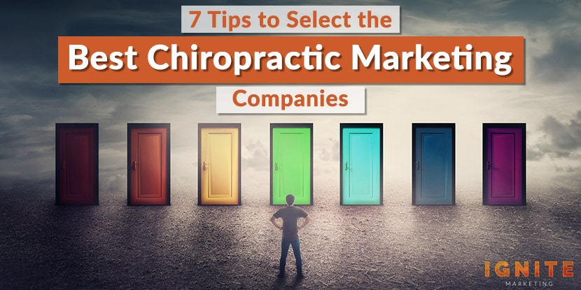 7 tips to select the best chiropractic marketing companies featured