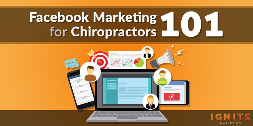 facebook marketing for chiropractors 101 featured