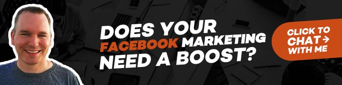 Does your Facebook marketing need a boost?