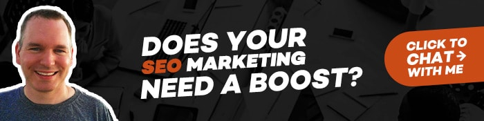 Does your SEO marketing need a boost?