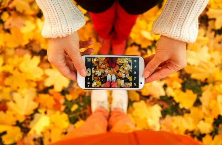 Chiropractic Marketing Ideas for Fall photo contest