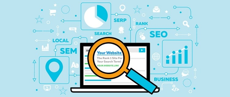 Optimize your site and content.