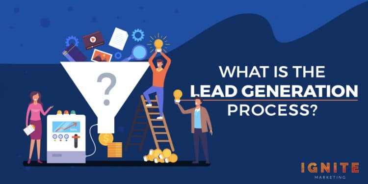 what is the lead generation process