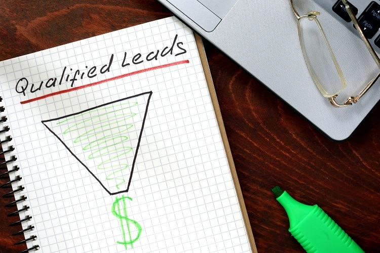 What is lead qualification?