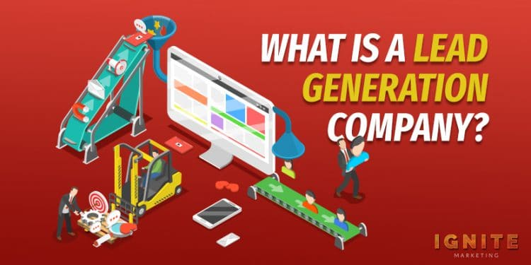 what is a lead generation company