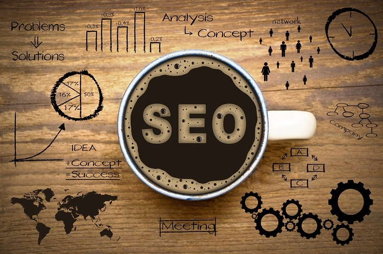 Search Engine Optimization, or SEO for short.