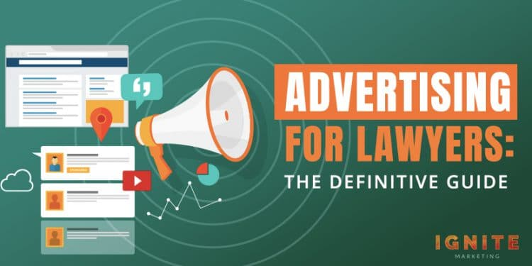 advertising for lawyers