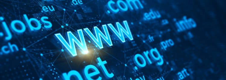 all domain names