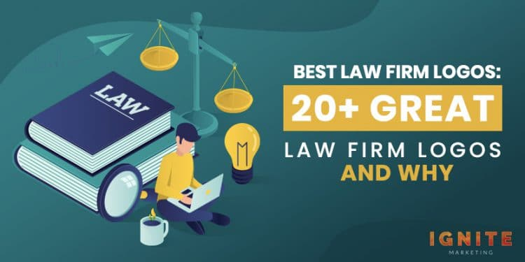 Best Law Firm Logos: 20+ Great Law Firm Logos and Why