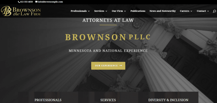 10 Browson The Law Firm