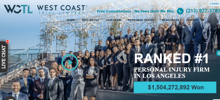 17 West Coast Trial Lawyers