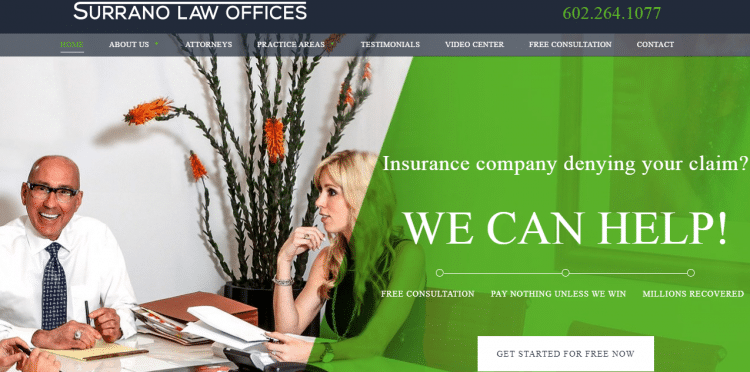 38 Surrano Law Offices