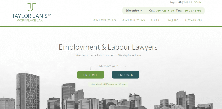 9 Taylor Janis Workplace Law