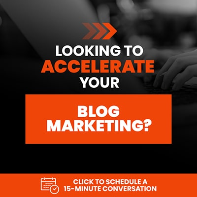 blog marketing looking to accelerate2