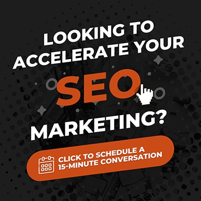 seo marketing looking to accelerate