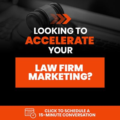 law firm marketing looking to accelerate
