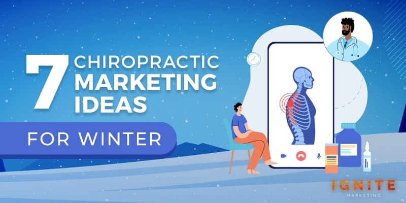 chiropractic marketing ideas for winter