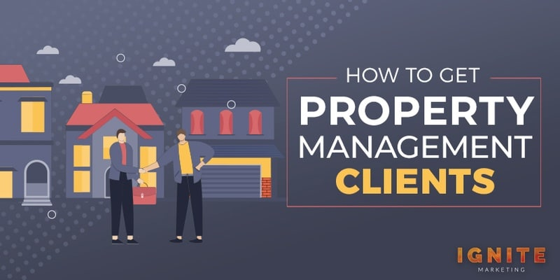 How To Get Property Management Clients